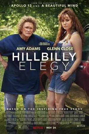 Hillbilly Elegy (2020) Full Hindi Dual Audio Movie Download 480p 720p Web-DL