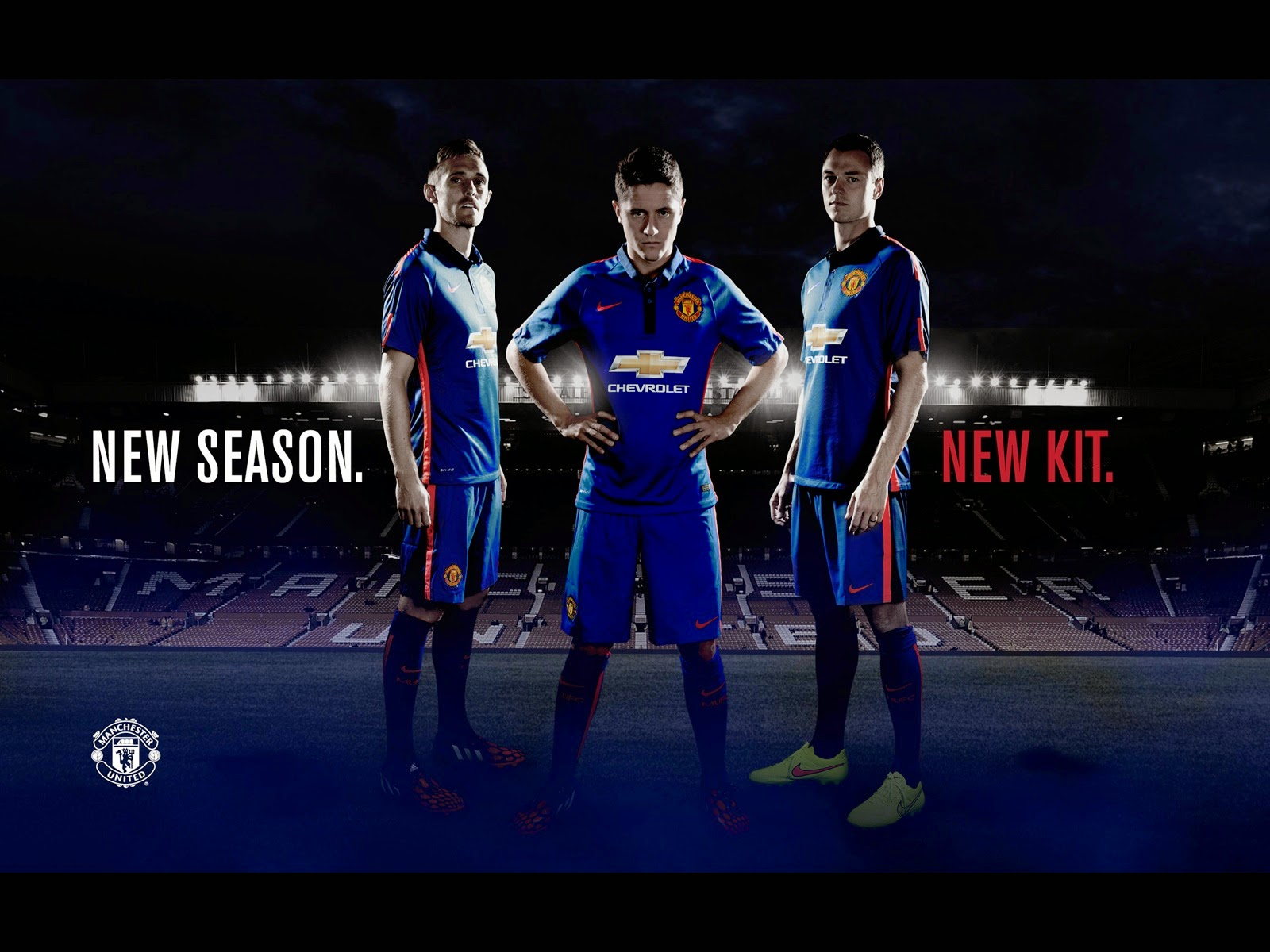 e70b0d9b5 Pro Soccer  Nike and Manchester United Unveil Third Kit