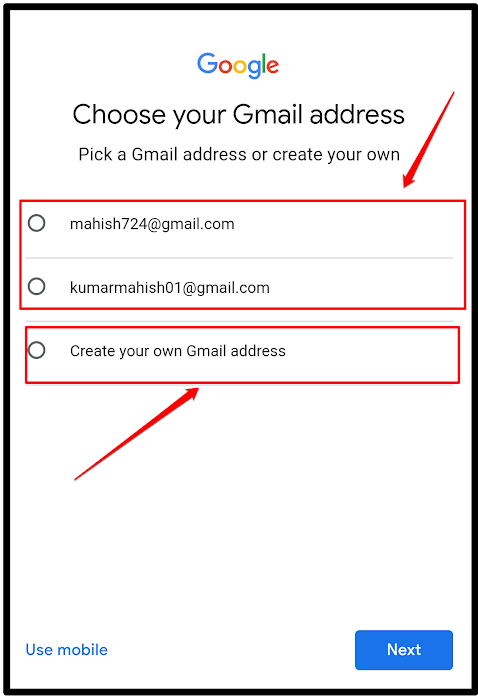 Email Address kaise banaye? Email ID kaise banaye Hindi me.