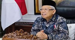 Ma'ruf Amin Mengaku Kaget dengan Izin Investasi Miras Jokowi dan Minta Dicabut