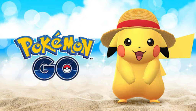 Kolaborasi Game Pokemon GO Merilis One Piece