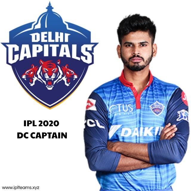 Delhi Capitals Captain