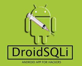Cara Deface Di Android Menggunakan DroidSQLI