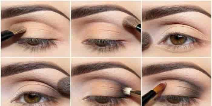Kedi Gözü / Badem Göz Makyajı | Badem gözler, Makyaj, Gözler