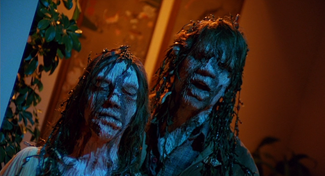 Gli Zombie Harry e Becky in Creepshow (1982)