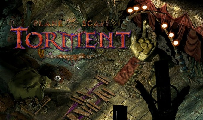 Game Offline Android Terbaik - Planescape: Torment Enchanced Edition