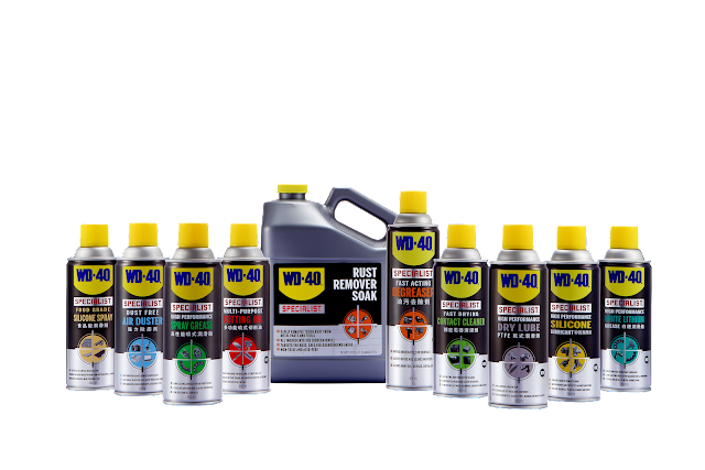 Complete WD-40 Specialist Series