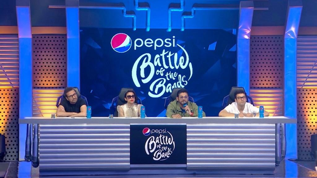 Pepsi Battle of the Bands season 4 – Episode 4