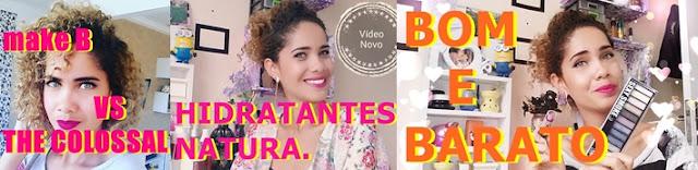 youtube Nanda Lacerda