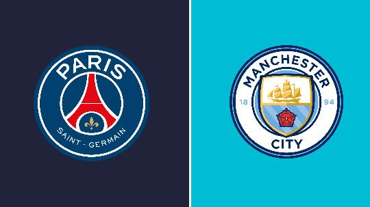 موعد مباراة...باريس سان جيرمان ضد مانشستر سيتي - دوري أبطال أوروبا