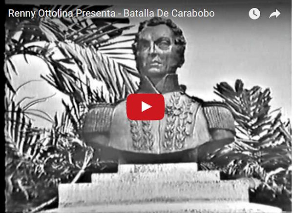 """Renny Ottolina, el programa completo de la """"Batalla de Carabobo"""""""