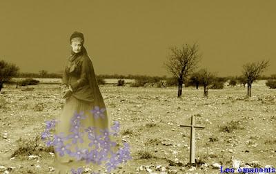 Eugénie et le parfum de violette