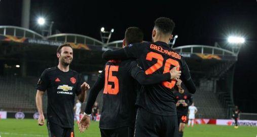 LASK vs Manchester United 0-5 Highlights