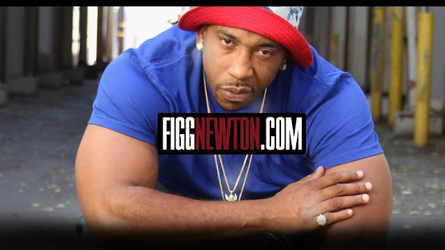 """Figg Newton """"The Hardest Blood Rapper Out Right Now"""""""