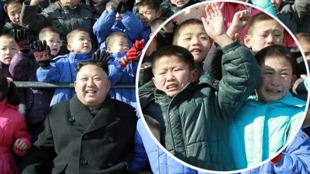 Terkenal Sadis dan Kejam, Begini Mirisnya Kim Jong Un Perlakukan 'Anak Yatim Piatu' di Korea Utara