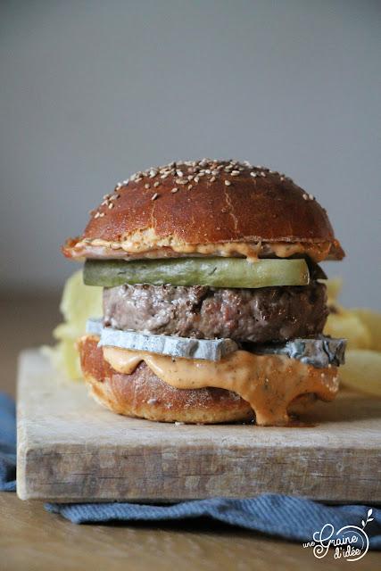 Pains briochés à Hamburger Burger Pain Recette Rapide Facile Companion Moulinex Robot Cuisine