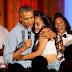 O que Barack Obama pensa da 'vida amorosa' das filhas