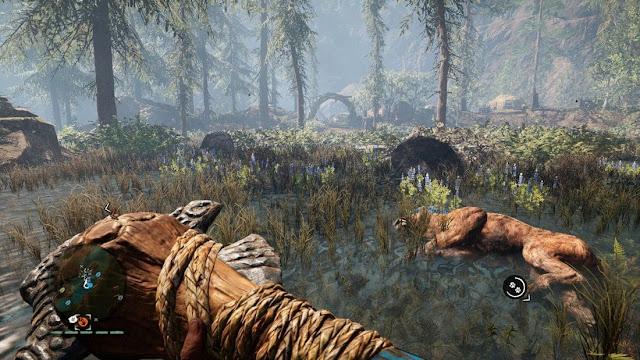 Imagem do Far Cry Primal