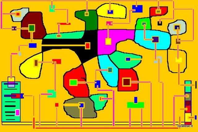 DEU SEX MACHINE (1997) digital paint