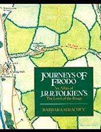 Journeys of Frodo: An Atlas of J.R.R. Tolkiens The Lord of the Rings