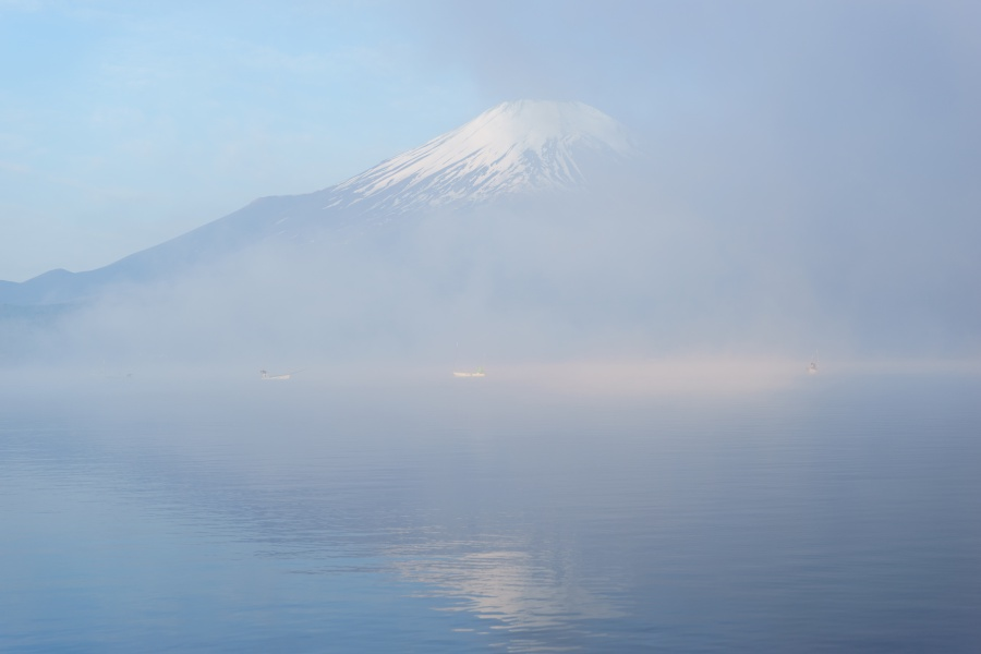 「富士山 霧」の画像検索結果