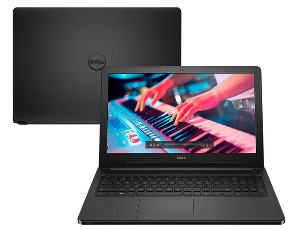 Notebook Dell Inspiron I15-5566-D10P