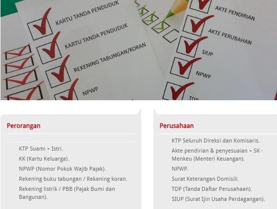 Syarat Pembiayaan DIPO Star