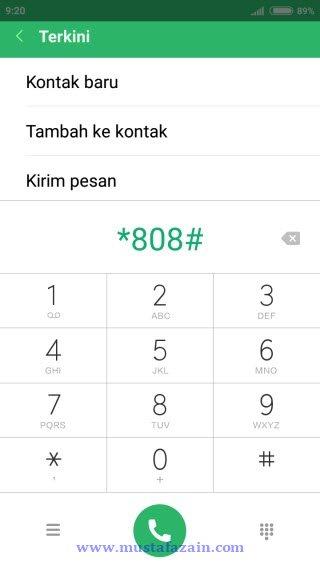 Cara Sederhana Cek Nomor Telkomsel (As dan SimPati)