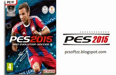 Download Pro Evolution Soccer 2015 [PES 2015 PC Game Direct Link Highly Compressed]