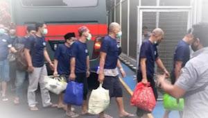 19 Narapidana Bandar Narkoba dipindahkan ke Lapas Nusakambangan