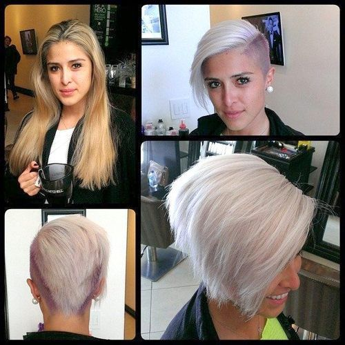 Unbelievable Hair Makeovers Amp Transformations The