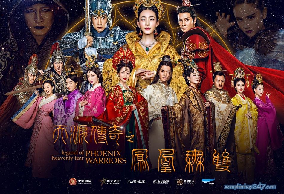 http://xemphimhay247.com - Xem phim hay 247 - Phượng Hoàng Vô Song (2017) - Legend Of Heavenly Tear: Phoenix Warriors (2017)