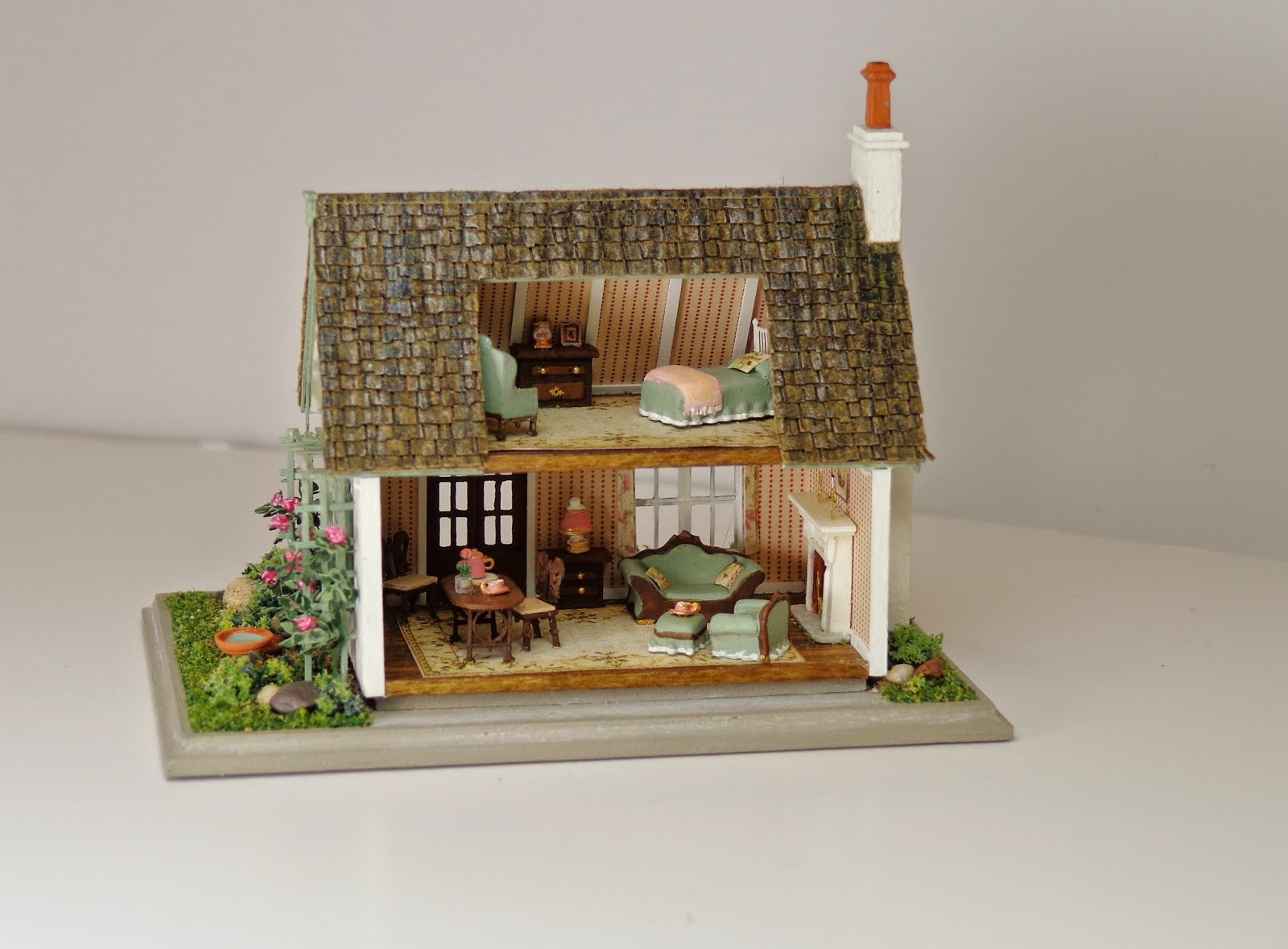 Miniature Miniatures - Nell Corkin