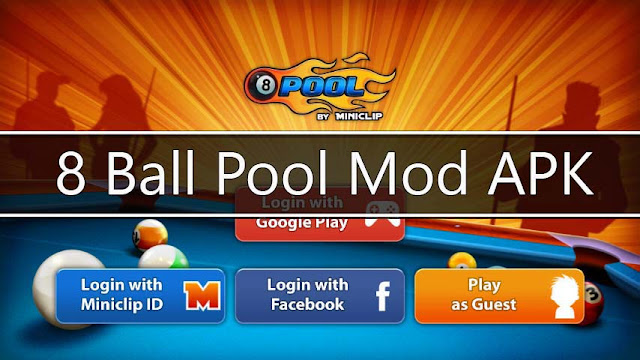 8 ball pool Mod Apk All Versions