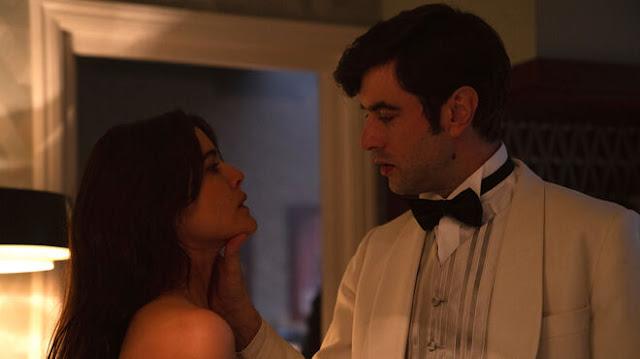 'Hache' (1ª Temporada): el nuevo lanzamiento español de Netflix apuesta por el cine negro clásico. Javier Rey y Adriana Ugarte.