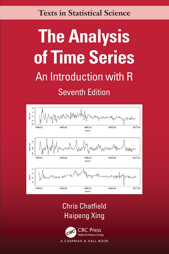 The Analysis of Time Series (7th ed.)