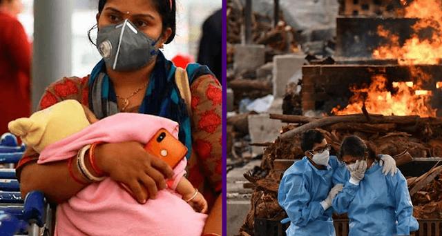Что происходит в Индии: «Сплошной крематорий»