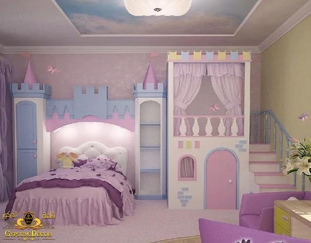 الوان غرف اطفال 2022