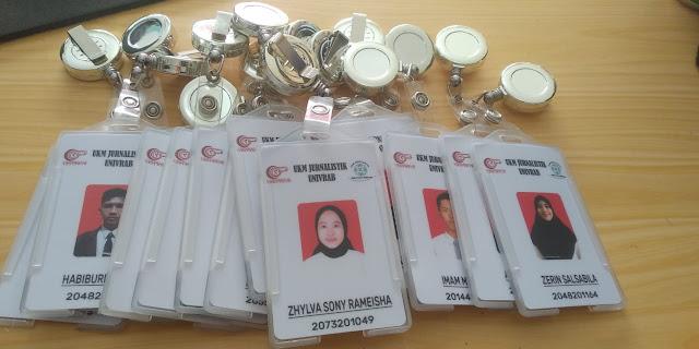 Id Card Mahasiswa/Siswi UNIVRAB