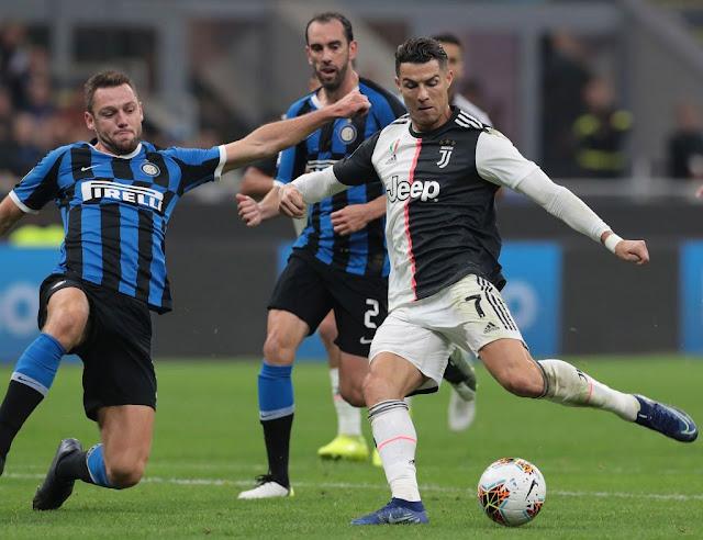 كورونا يؤجل مباراة يوفنتوس وميلان في إياب نصف نهائي كأس إيطاليا