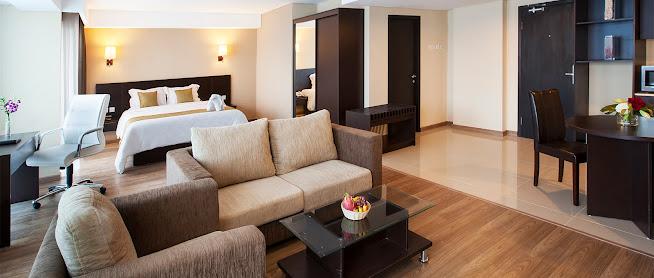 WFH, The Hive, Promo, PSBB Jakarta, Hotel Jakarta, Hotel Dekat Halim, Hotel Cawang, Hotel Jakarta Timur, Best Western Cawang room