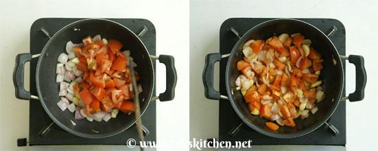 paneer tikka masala preparation 2