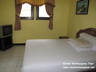 tempat tidur karimunjawa inn