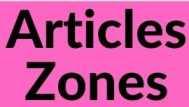 Article Zones Public informative