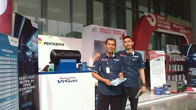 Pertamina GIIAS 2016 Surabaya