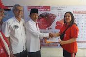 Putri HBK Sumbang Gempa Lombok