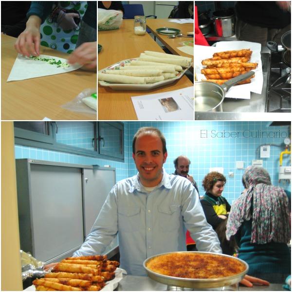 curso de cocina turca