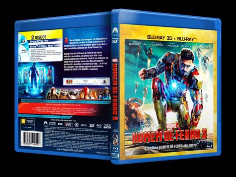 Homem de Ferro 3 [2D/3D]