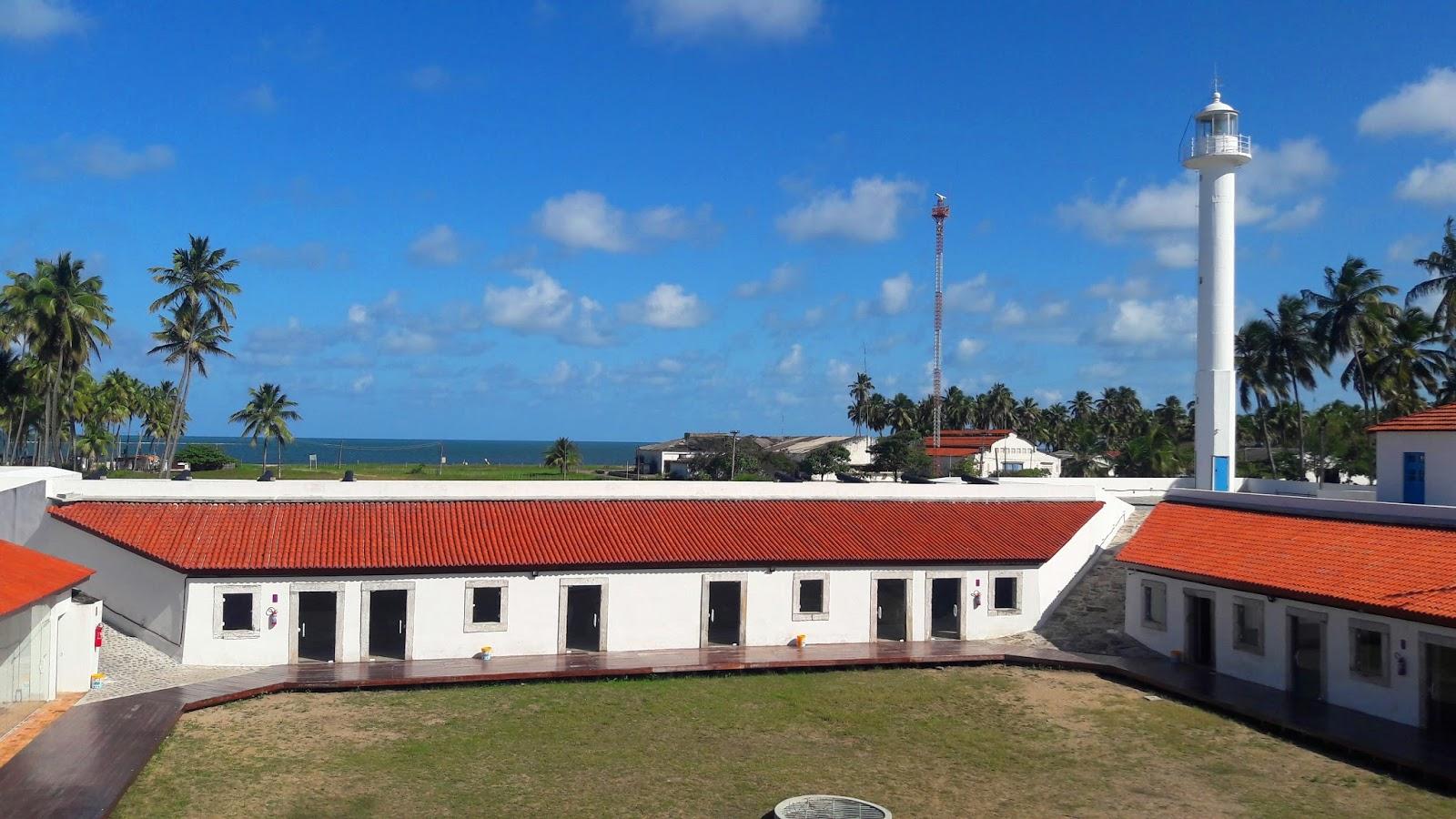 Forte de Tamandaré, Praia dos Carneiros, Pernambuco