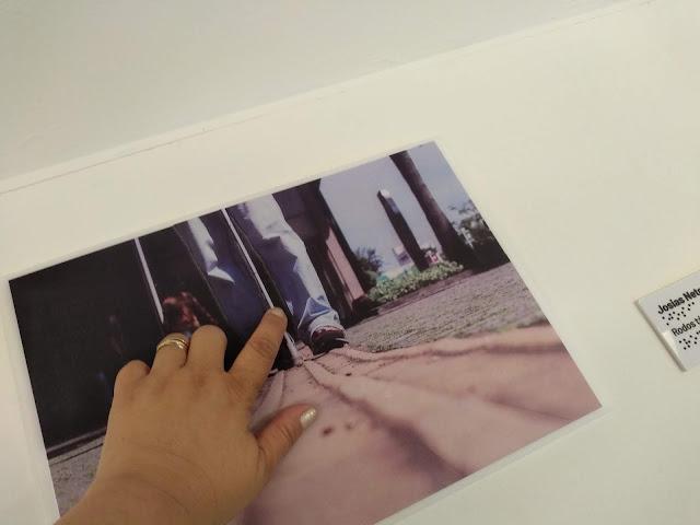 Fotografia sensorial no MIS